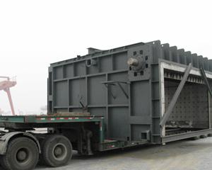 港口物流运输发电锅炉旁通系统