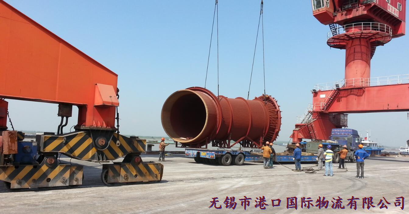 南京某大型环保烟道运输,大件运输
