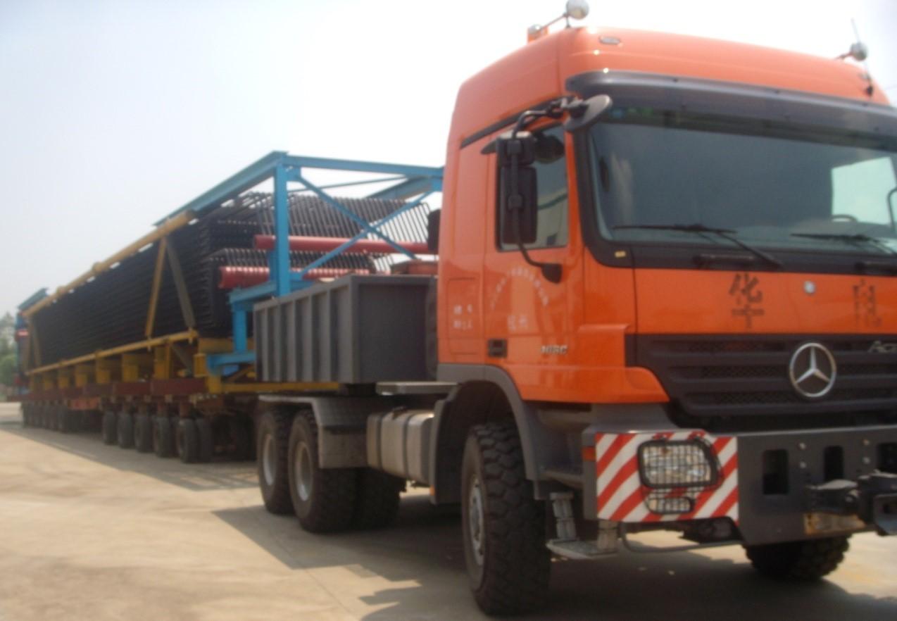 港口国际物流大件运输