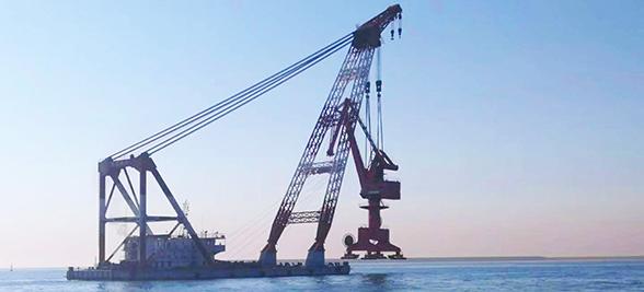 港口机械设备运输